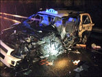 Taxi passenger killed in head-on crash near Tacoma