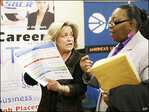 Unemployment rates fall in 21 states last month