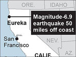 Quake-up call: 'Little red flags that the subduction zone is active'