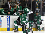 Dallas Stars game postponed after player collapses on bench