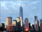 Real estate firm leases space in New York's 1 WTC