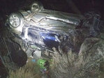 Woman trapped in wreckage of car in remote corner of Oregon
