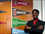 Teen student accepted at all 8 Ivy League schools