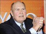 'Today' show's Willard Scott weds girlfriend