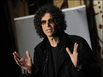 Howard Stern on 'Late Show' job: 'My plate is full'