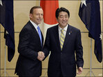 Australia, Japan agree on free trade deal