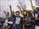 UConn Huskies again star in the underdog role