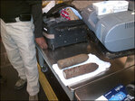 World War I artillery shells found in student luggage