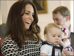 Photos: British royals charm New Zealand