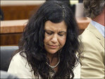 Woman gets life in prison in stiletto heel killing