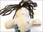 Voodoo doll study: Snack might help avoid fight with spouse