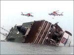 6 dead, 290 missing in South Korea ferry disaster