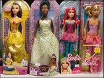 Weak Barbie sales mean 1st quarter loss for Mattel