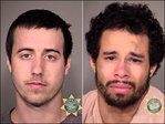 Portland Police: Crime spree led to burglary, shootout with K-9 unit