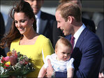 Photos: British royal family charms Australia