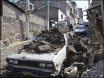 Magnitude-7.2 earthquake shakes Mexican capital