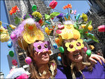 Unique traditions mark worldwide Easter festivities