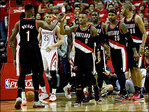 Blazers take Game 1 over Houston 122-120 in OT