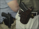 New Georgia law allows guns in bars, churches, schools
