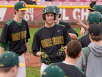 Oregon club baseball team a win away from conference title