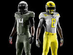 Ducks don 'Salute the Day' uniforms for Spring Game