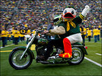 Photos: Oregon 'Salutes The Day' at 2014 Spring Game