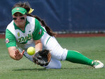 Top-seeded Oregon beats Florida State 3-0 to open World Series