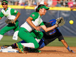 Florida beats Oregon in softball College World Series