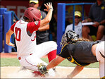 Alabama beats Oregon, 2-0 to end Ducks' postseason run