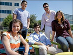 Silicon Valley's interns enjoy perk-filled summer