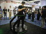 At E3, not everyone diving headfirst into virtual reality