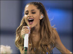 What problem? Ariana Grande is new princess of pop