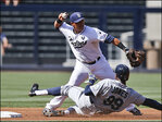 Hahn's pitching, 7th-inning rally lift Padres past Mariners