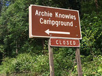 Save Archie: Town wants Forest Service to open campground back up