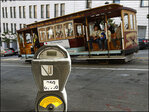 San Francisco tells app to stop auctions of parking spaces