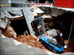 Corvette museum likely to keep part of sinkhole