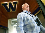 Police: Ex-UW football coach Lambright arrested after assault