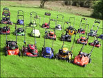Get your lawn mower ready for the mowing season ahead
