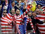 Thousands in US turn out to watch World Cup match