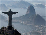 Photos: World Cup fans relish views in scenic Brazil