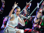 Katy Perry leads MTV EMAS nominations
