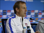 US coach Klinsmann worried about Algerian referee