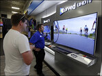 From big to giant: Behemoth TVs start to take off