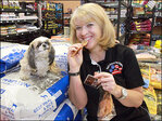 Pet store owner eating only pet food for month