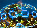 Photos: Urban hula hoop festival lights up Berlin