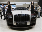 Luxury Rolls-Royce car sales soar worldwide