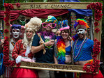 Photos: Faces of the 2014 Oregon Country Fair