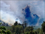 Hundreds battle Central Wash. wildfire as heat builds