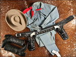 Lone Ranger actor's outfit sells for $195,000