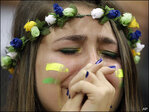 Photos: More agony as Brazil fails again at World Cup